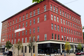 the randall building lofts apartments downtown fort wayne