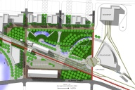 headwaters junction proposal downtown fort wayne river north