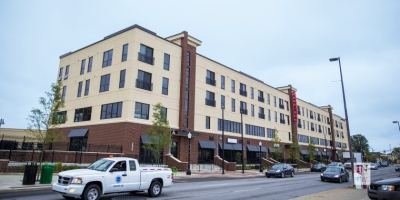 Harrison Square Apartments Fully Leased The Urban Insider Fort Wayne